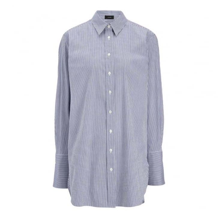 JOSEPH Emile Stripe Shirt