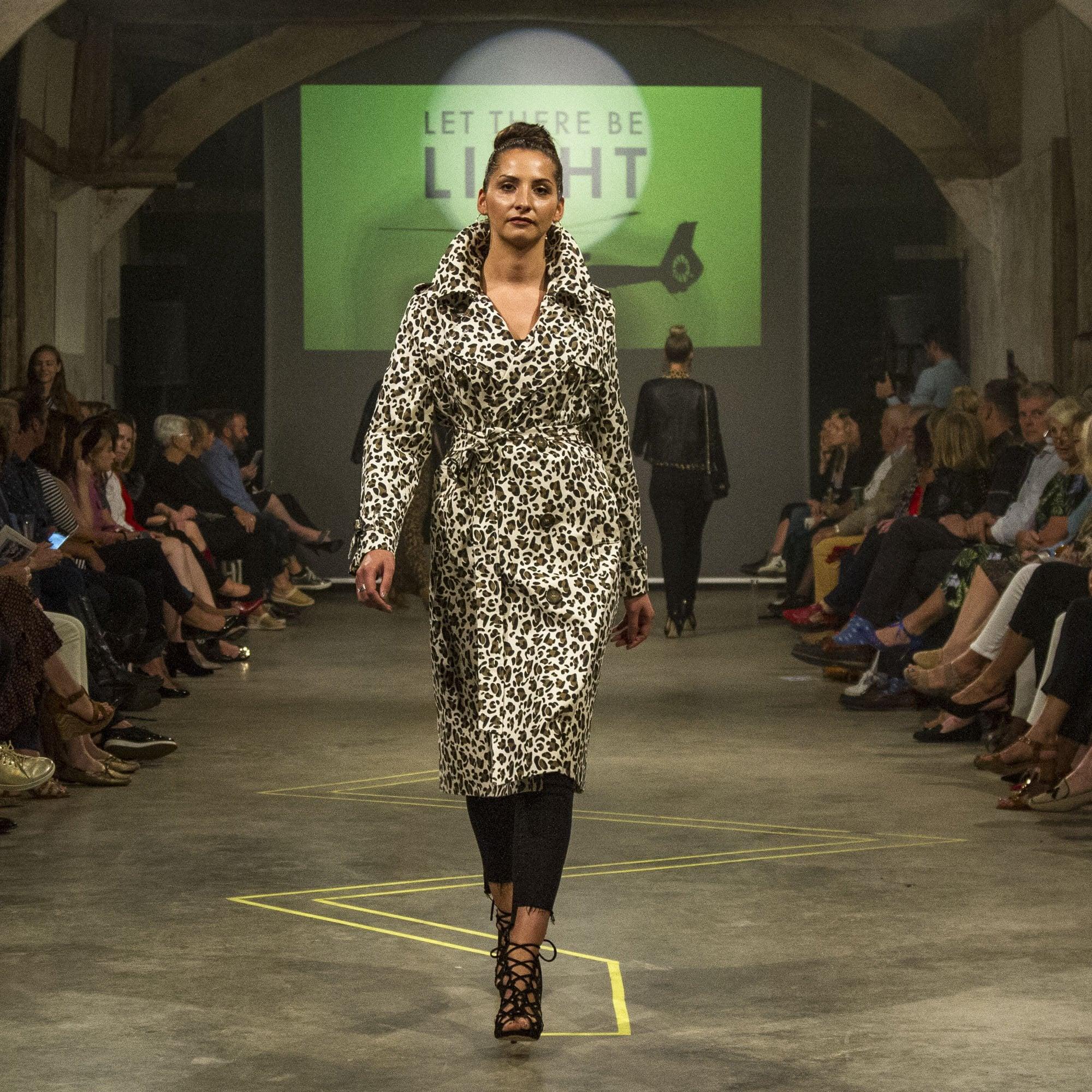 62c48023a32d Buy Essentiel Antwerp Ranger Leopard Print Mac | Collen & Clare