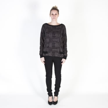 Hatto Long Sleeve Sweater