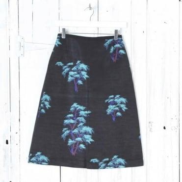 Manner Midi Skirt