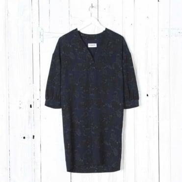 Moelleux 3/4 Sleeve Dress