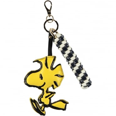 Woodstock Keyring in Yellow
