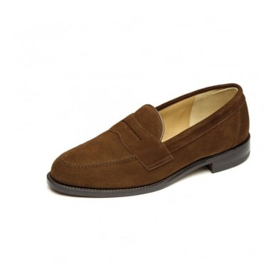 Eton Suede Loafer