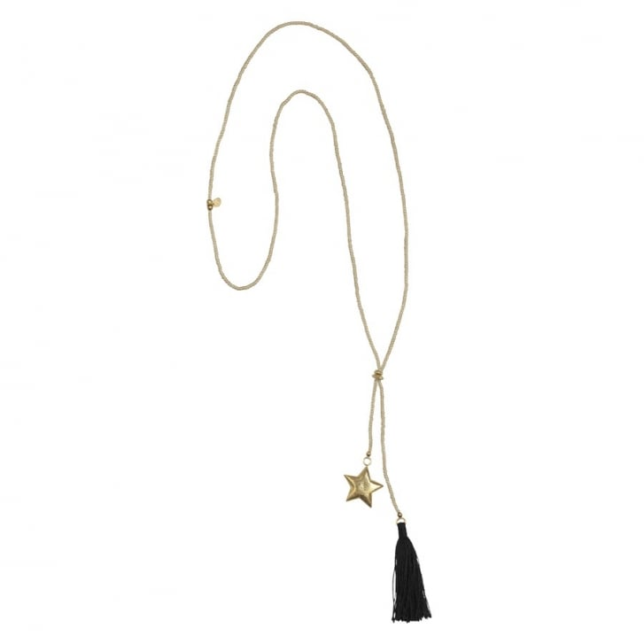 A BEAUTIFUL STORY Fairy Black Necklace