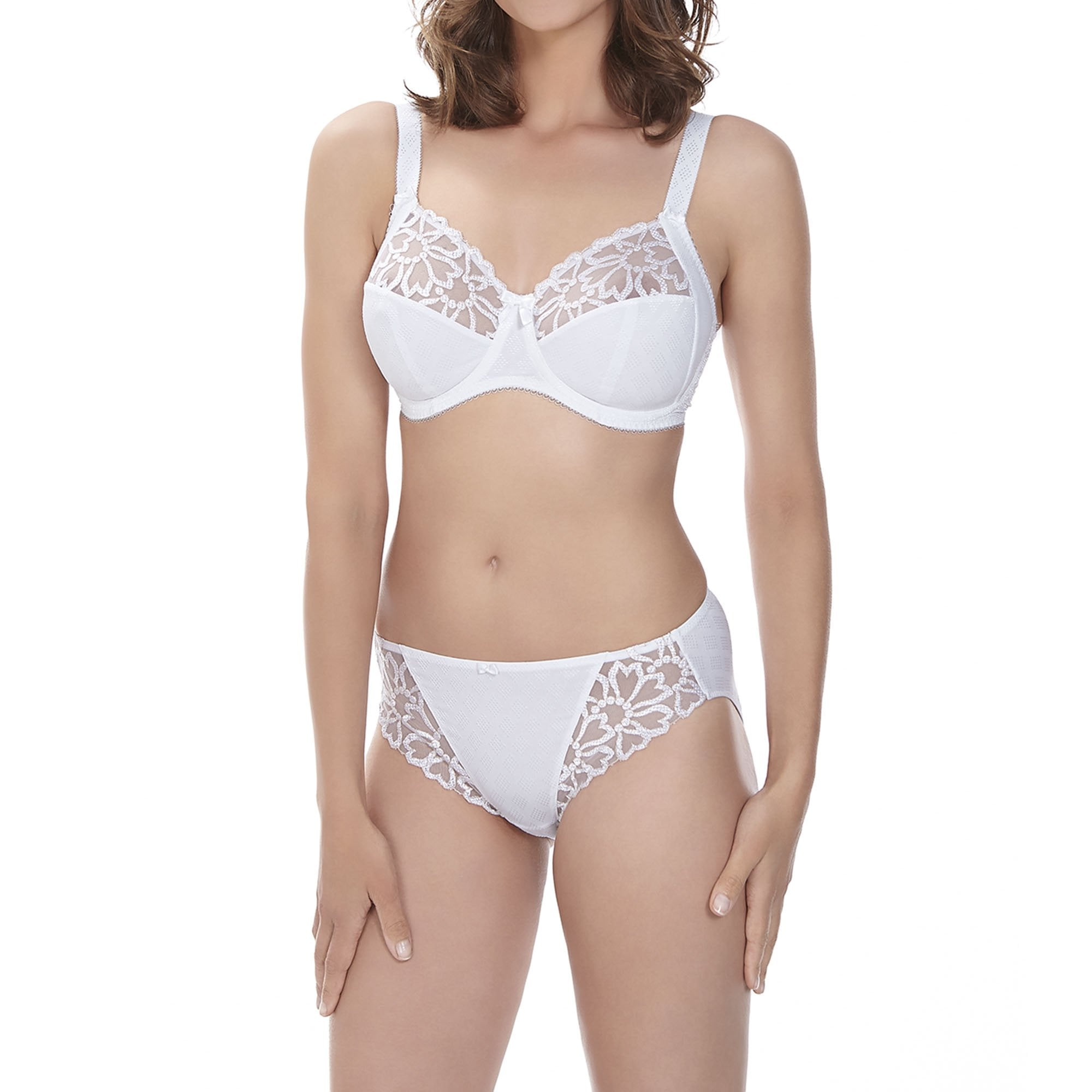 ef4c24d6a4243 Fantasie Jacqueline Lace UW Full Cup Bra In Ivory