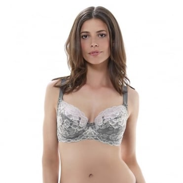Marianna UW Side Support Plung Bra