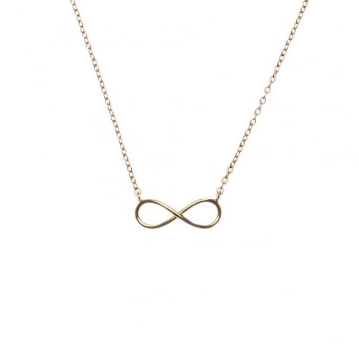 ORELIA Fine Infinity Necklace