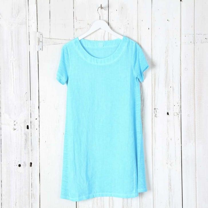 120% Fine Linen Beach Dress