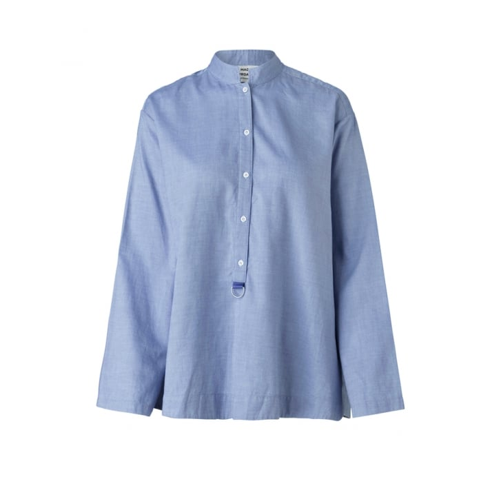 MADS NORGAARD Fine Oxford Sweetie Shirt