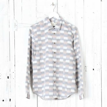Tau Check Shirt