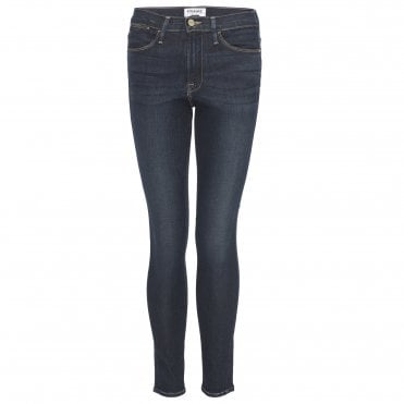 Le High Skinny Jean in Edgewear