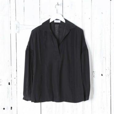 Le Lace Trim Shirt
