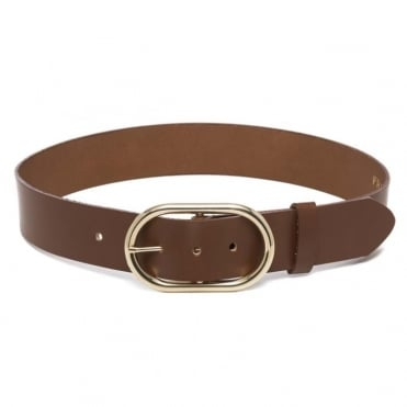 Le Oval Buckle Belt