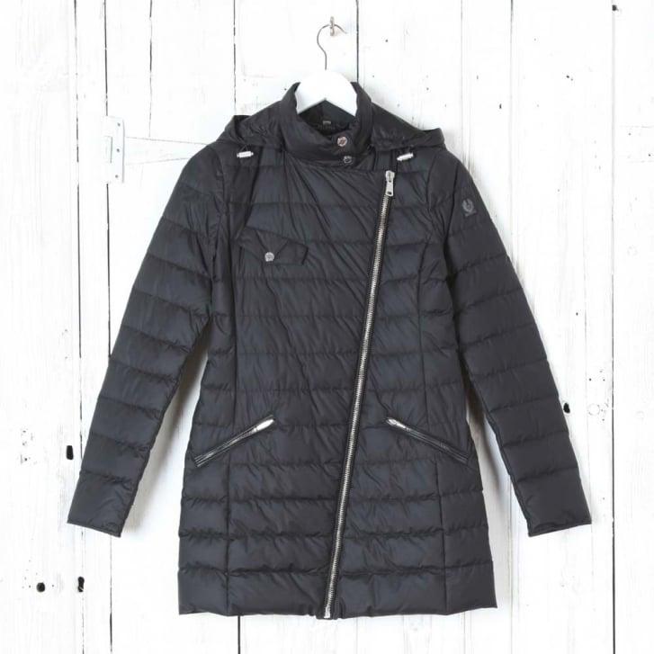 BELSTAFF Framlingham Down Coat With Hood