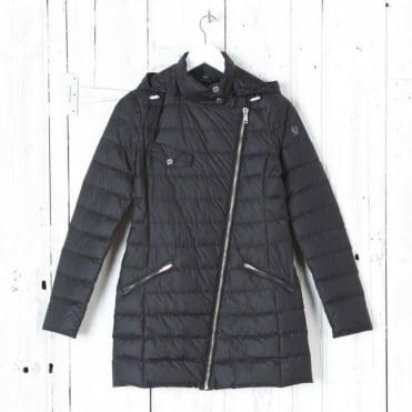 Framlingham Down Coat With Hood