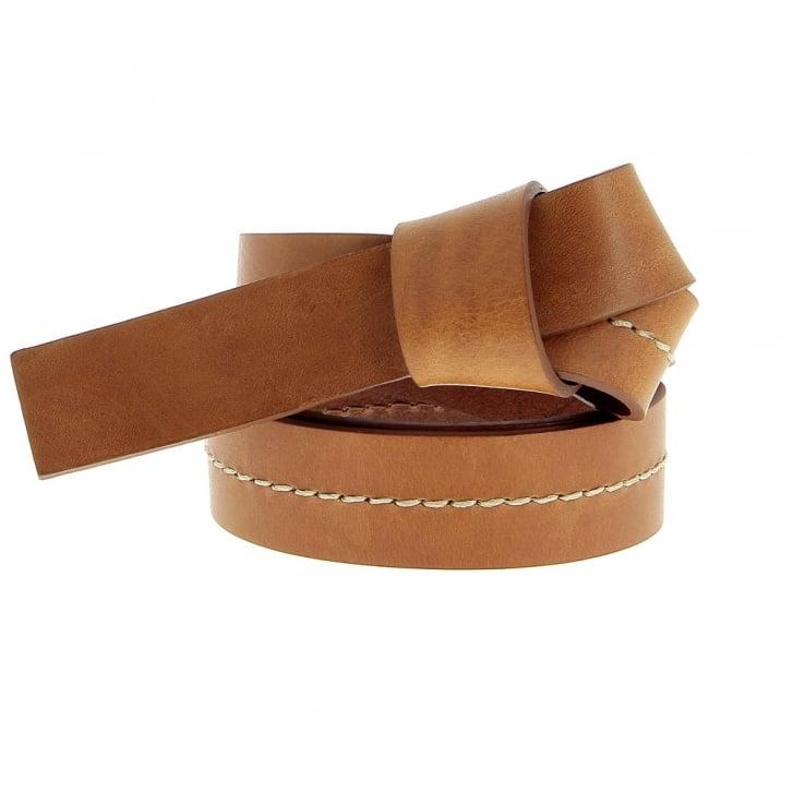 FRERE SOEUR La Renard Leather Belt