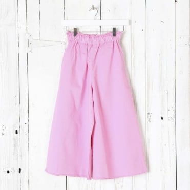 Fresh Denim Poe Culottes