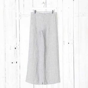 Fresh Stripe Linen Pant