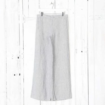 Fresh Stripe Linen Pant