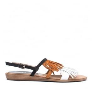 Fringed Sandal