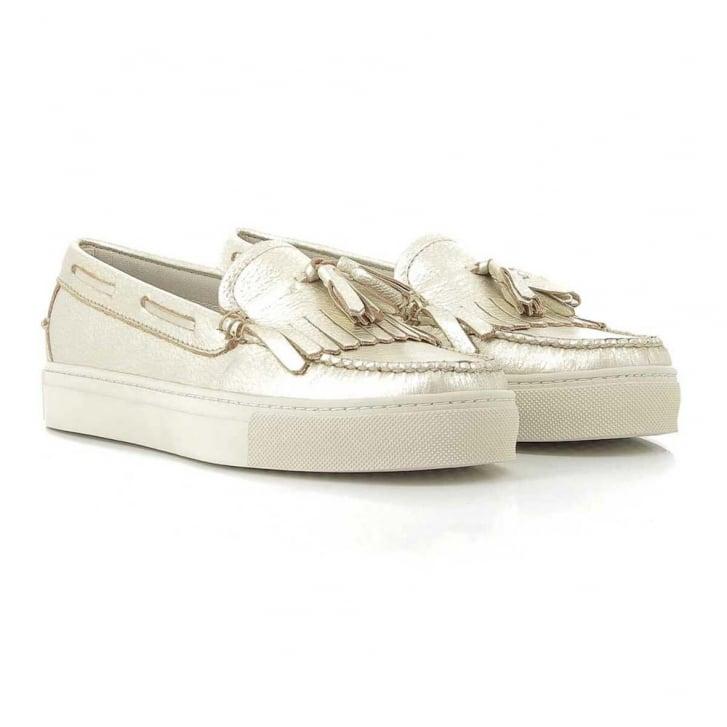 GH BASS Esther Metal Weejun Shoe
