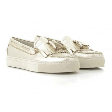 Esther Metal Weejun Shoe