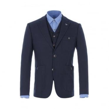 Seasonal Knitted Jacket