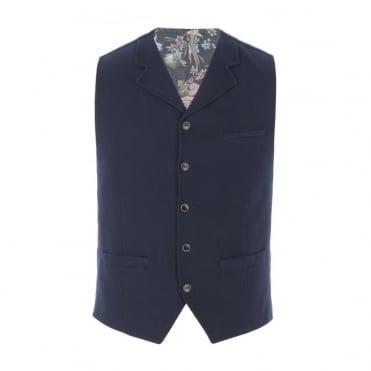 Seasonal Knitted Waistcoat