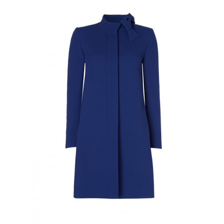 GOAT Ellory Bow Detail Coat