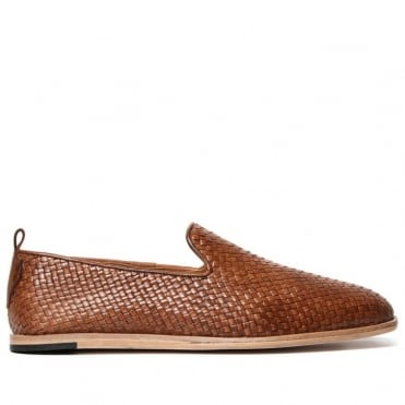 Ipanema Woven Moccasin