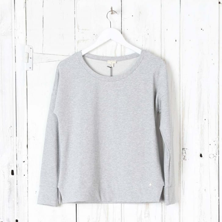 HANRO Soft Cotton Long Sleeved Sweater