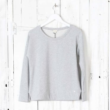 Soft Cotton Long Sleeved Sweater