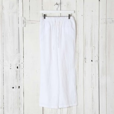 Harcy Straight Pants In Linen