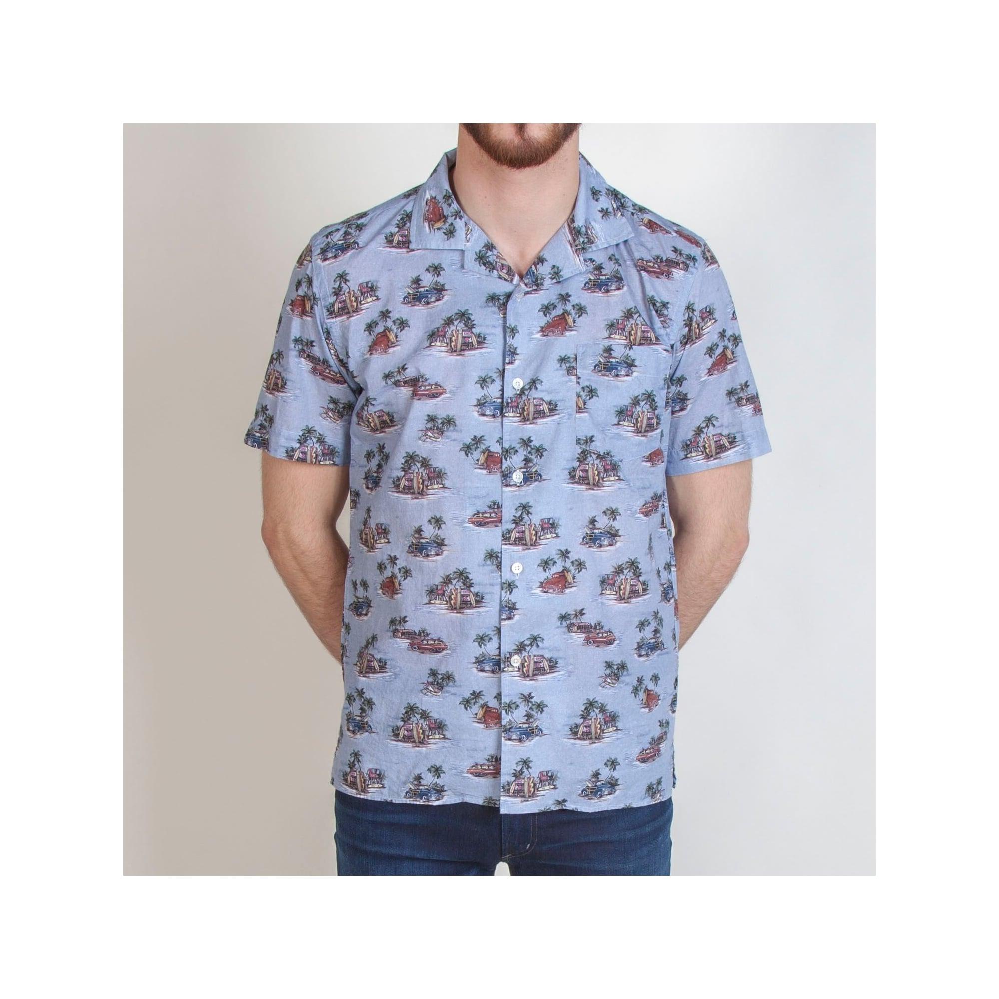 449c057d Buy Hartford Hawaiian Riviera Style S/S Shirt | Collen & Clare