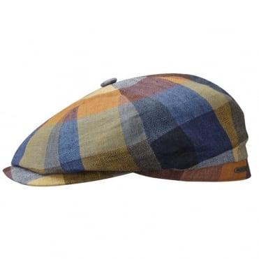 Hatteras Linen Check Sportcap