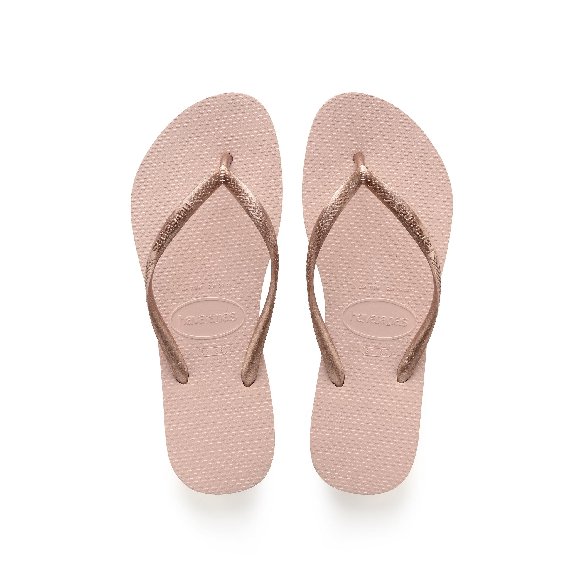 3f2accf0b26 HAVAIANAS Slim Flip Flop in Ballet Rose - Woman from Collen   Clare UK