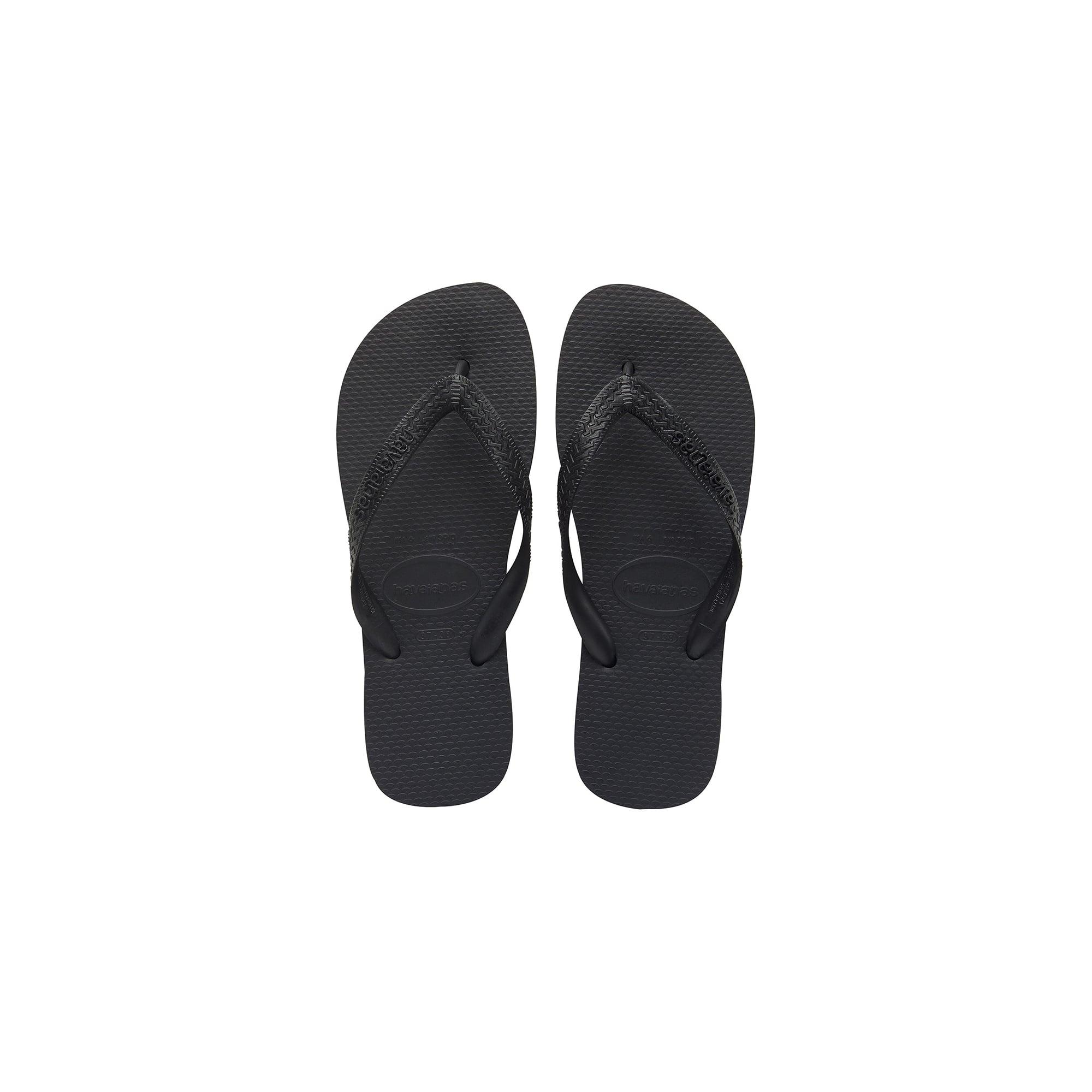 23692929b Havaianas Top Flip Flop in Black