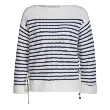 Heavy Knit Stripe Jumper