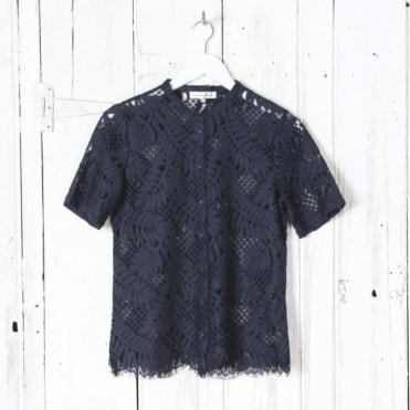Hortensia Short Sleeved Shirt