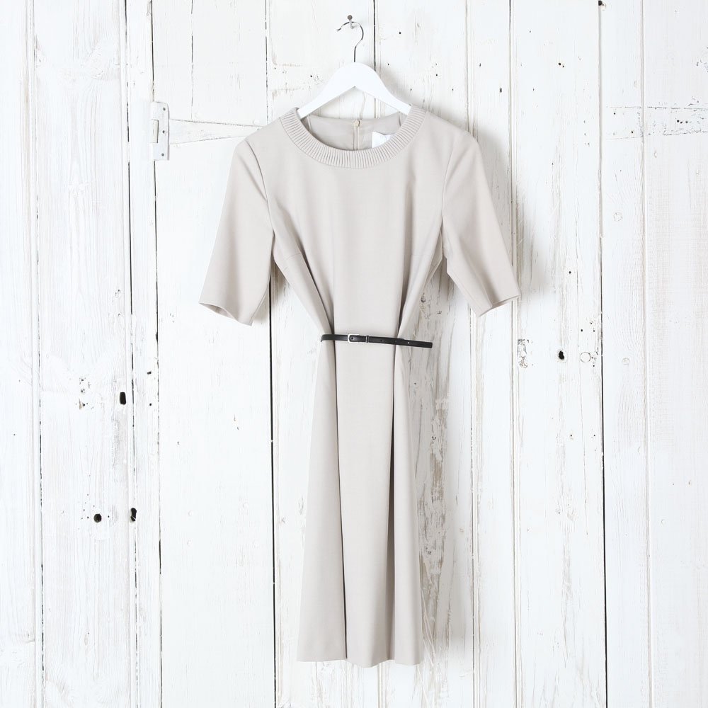 ab546a875 Hugo Boss Henry Dress in Grey | Collen & Clare