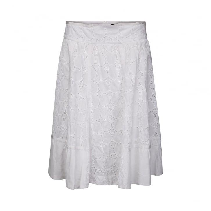 ILSE JACOBSEN A Line Crossgrain Skirt