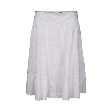 A Line Crossgrain Skirt