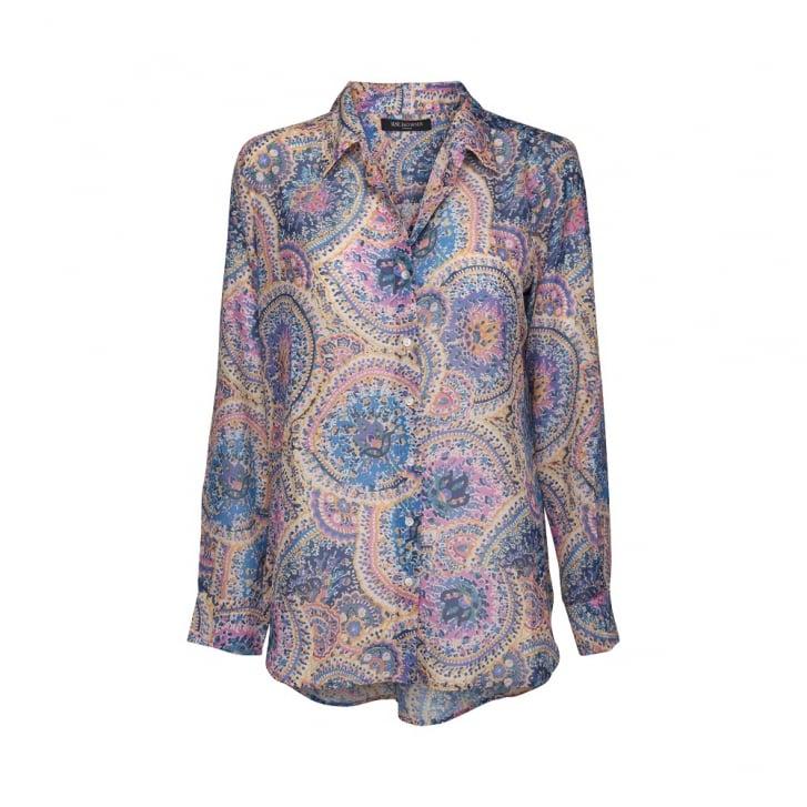 ILSE JACOBSEN Paisley Shirt