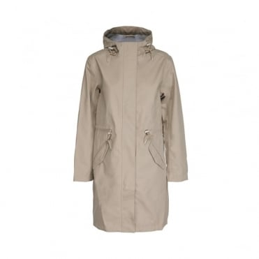 Rain 74 Mac Rain Coat in Falcon
