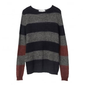 Big Multi Stripe Knit