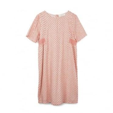 Neon Cross Stitch Dress