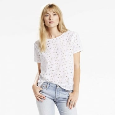 Joanna Cotton Short Sleeved T-Shirt