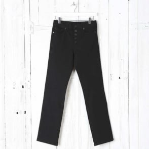 Gabardine Stretch Den Trouser