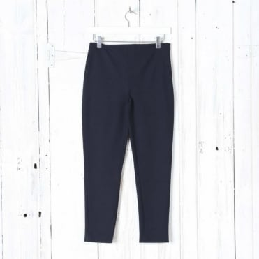 Gabardine Stretch New Tony Cropped Trouser