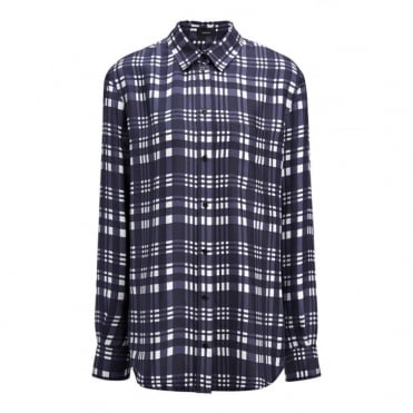 New Garcon Checked Twill Shirt